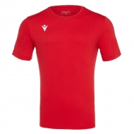 BOOST HERO T SHIRT RED SS
